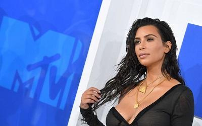 modele kim kardashian